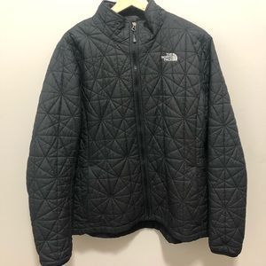 TNF Black Jacket